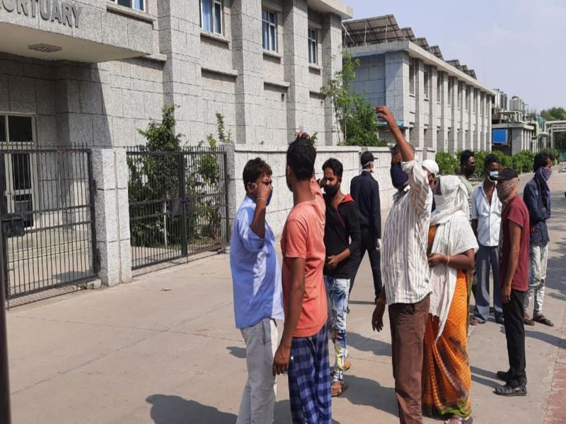 Coronavirus Bhopal News: 32 घंटे तक नहीं मिला कोरोना मरीज का शव, परिजन ने एम्स में किया जमकर हंगामा