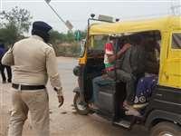 हैदराबाद से लौटे 22 मजदूरों को अस्पताल के कर्मचारी बताकर ले जा रहा थे कवर्धा