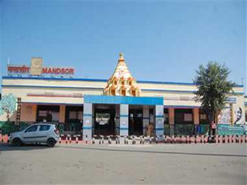 Corona Curfew in Mandsaur: मंदसौर में अब 26 अप्रैल को सुबह 10 बजे तक कोरोना कर्फ्यू