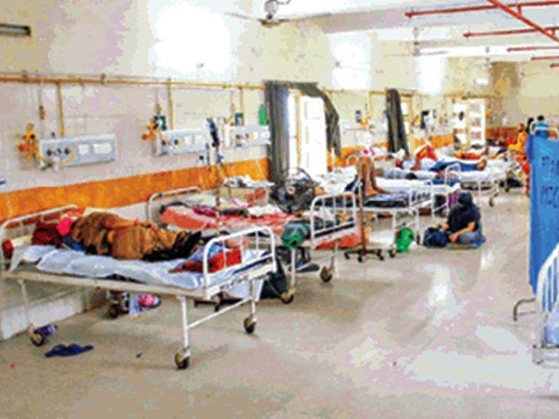 Black Fungus in Indore: इंदौर एंटी फंगल इंजेक्शन की कमी, एमवायएच में भर्ती 30 मरीज खतरे में