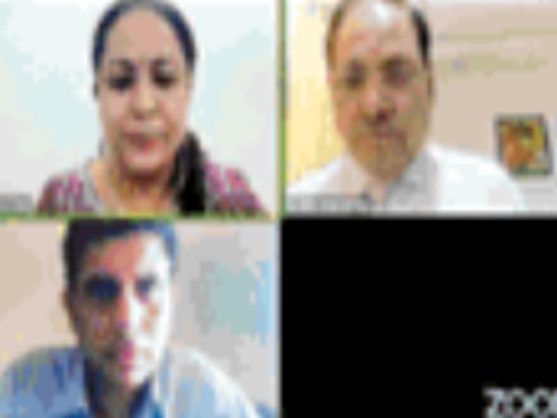 Gwalior Education News: आपदा की घड़ी में स्वास्थ्य कर्मचारियों के योगदान को सलाम