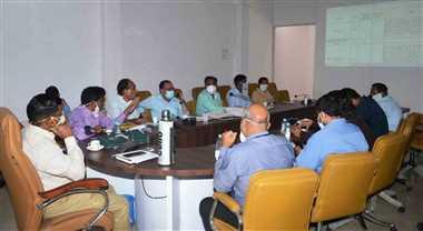 रेलवे, सेतु निगम के क्षेत्रों में अटका सीवरेज प्रोजेक्ट का काम