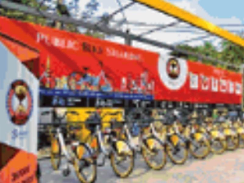 Gwalior News: 86 फीसद पुरुषों ने चलाई साइकिल, 14 फीसद महिलाओं ने दिखाई रुचि