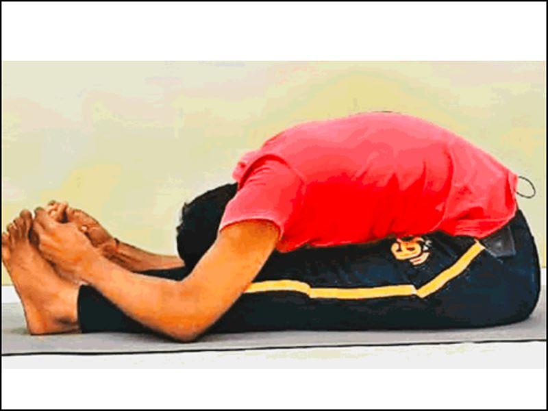 Naidunia Sehat Shala: मोटापा कम और नियंत्रित करने में कारगर है योगाभ्यास