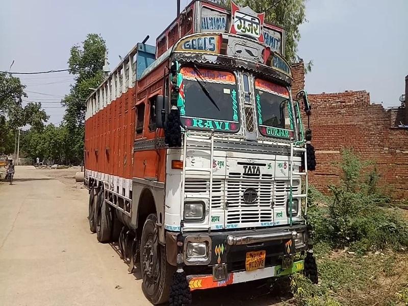 Morena News: राजगढ़ से मुरादाबाद जा रहे ट्रक से 30 टन प्याज चोरी, मुरैना में मिला वाहन