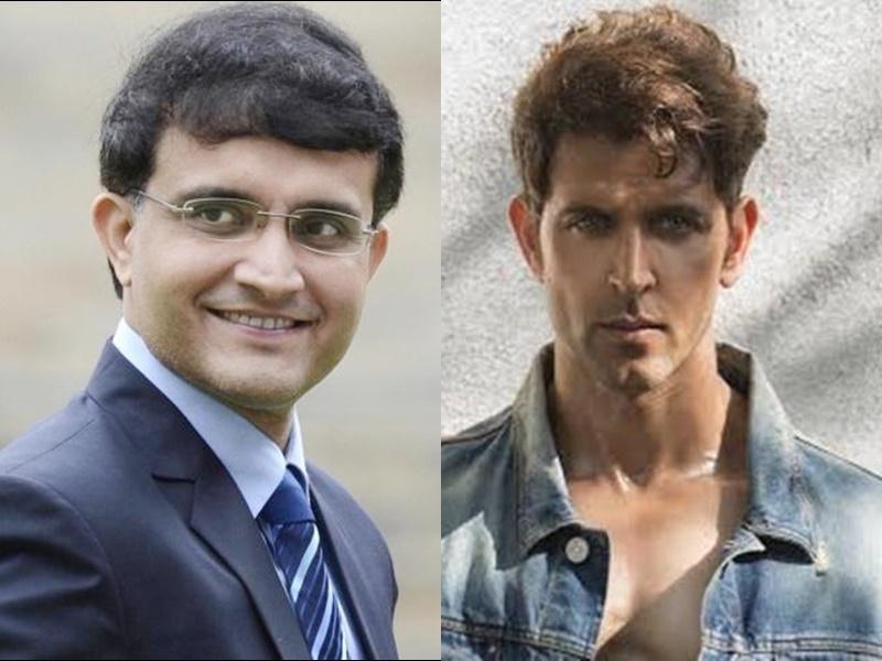 Sourav Ganguly ने कहा- मेरी बायोपिक के लिए Hrithik Roshan को करना होगा यह काम