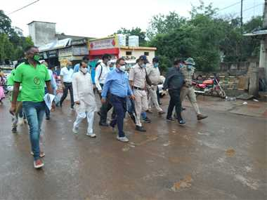 शिवपुरीः तीन साल पहले जैसे हालात न बनें इसलिए शुरू हुआ डेंगू पर प्रहार अभियान