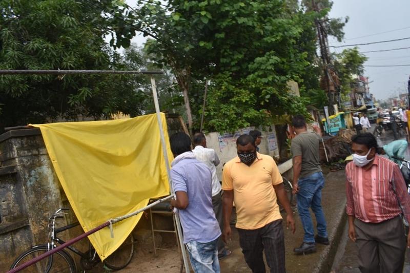 Encroachment: कलेक्ट्रेट, मालगोदाम से लेकर इंदिरा मार्केट तक हटाए अतिक्रमण