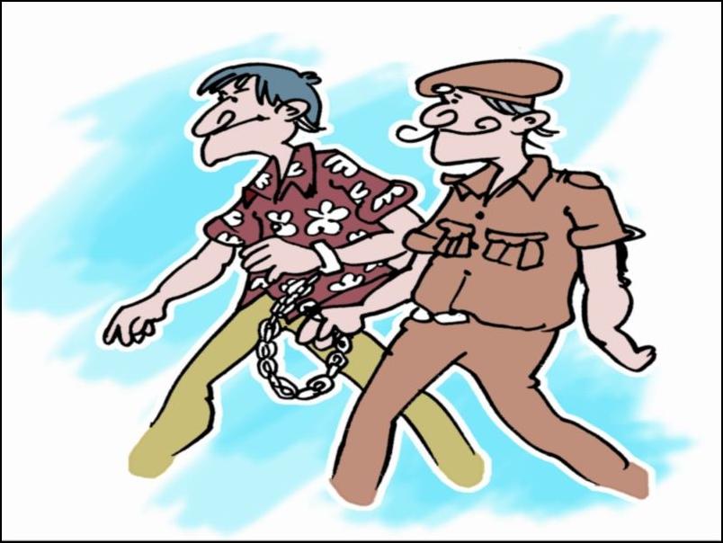 Indore crime news: लूट के तीन आरोपित पुलिस की गिरफ्त में, एक फरार