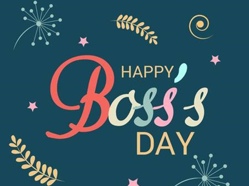 Happy Boss's Day 2020: इन Images, Wishes, Messages, Quotes, WhatsApp and Facebook status के जरिए बॉस को करें विश
