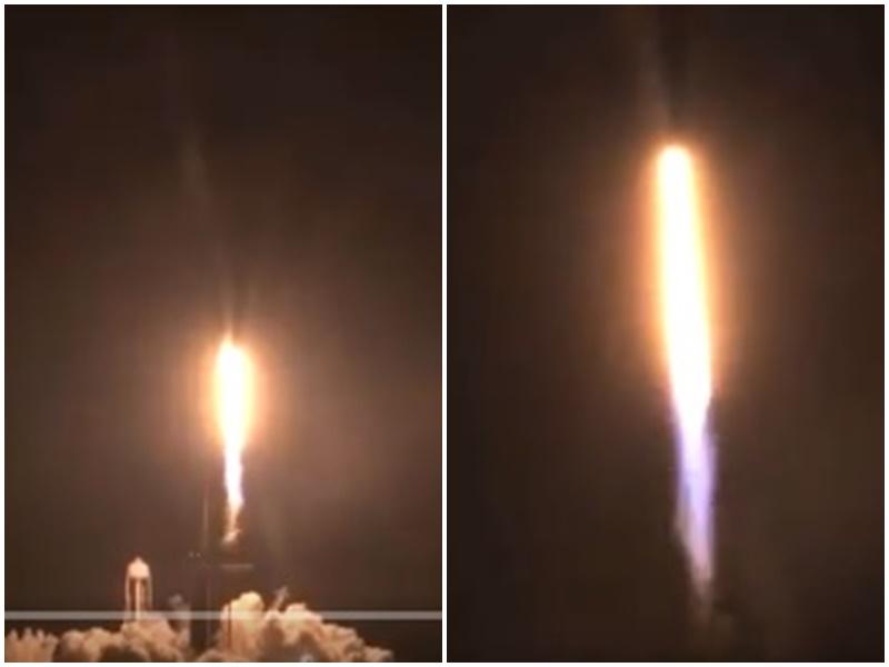 NASA के अंतरिक्ष यात्री ISS के लिए रवाना, 27 घंटे का सफर तय करके मंगलवार सुबह पहुंचेंगे, देखें वीडियो