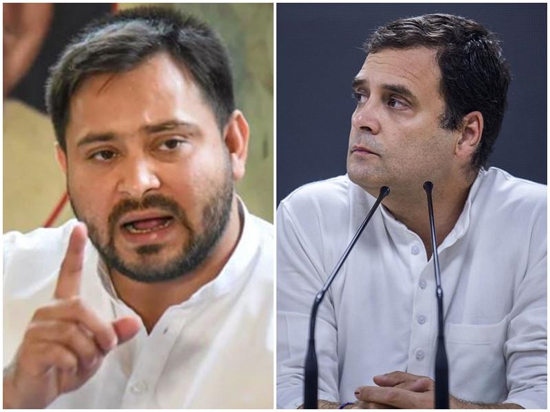 बिहार चुनाव में हार के बाद कांग्रेस और RJD में घमासान, पढ़िए ताजा बयानबाजी