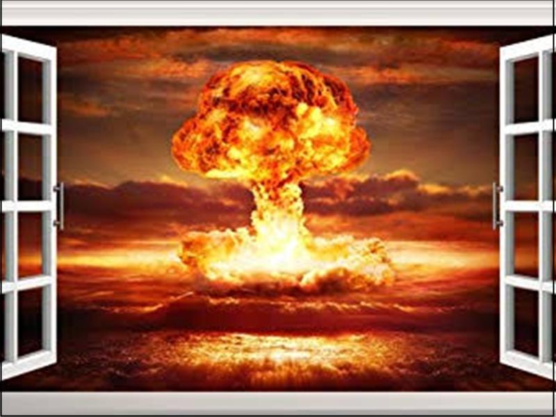 परमाणु हमला हो तो कहां छुपना सही रहता है, छत के नीचे या कार में, यहां जानिए