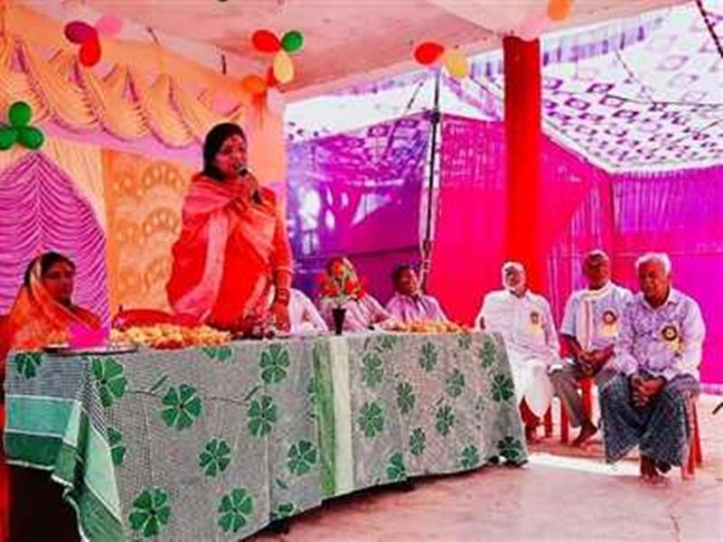 छत्तीसगढ़: एक गांव ऐसा भी जहां नहीं होता कोई आयोजन, सिवाय रामधुनी के