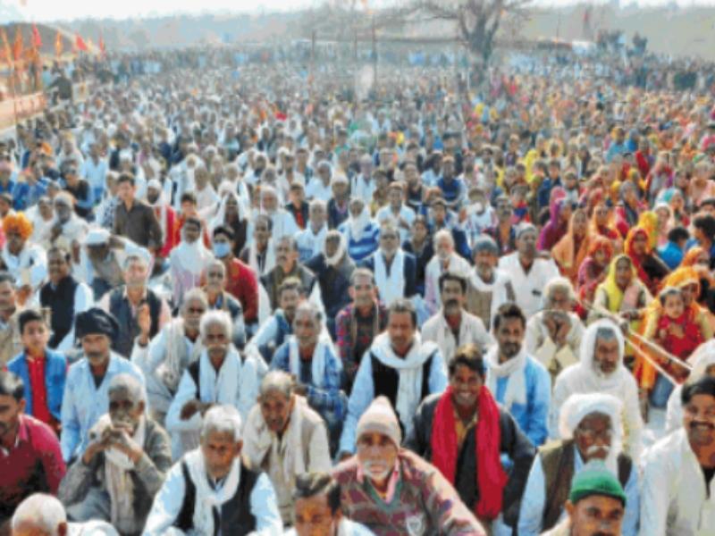 Gwalior Political News: रानीघाटी क्षेत्र के किसान पानी के कारण खेती नहीं कर पा रहे, अब सिंचाई समस्या का हाेगा समाधान