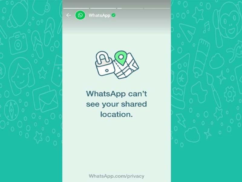 WhatsApp Privacy Policy: विरोध के बाद सफाई दे रहा वॉट्सऐप, जानिए क्या दिखा रहा कंपनी का स्टेट्स