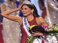 Miss Universe: मैक्सिको की एंड्रिया मेजा बनी विश्व सुंदरी, टॉप में रही भारत की Adline Castelino