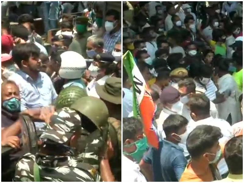 LIVE Bengal News : कलकत्ता हाईकोर्ट ने लगाई नारद मामले में सीबीआई द्वारा गिरफ्तार चारों नेताओं की जमानत पर रोक, अगली सुनवाई 19 मई को