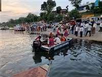 Jabalpur News : डूब रहे लोगों को आपदा प्रबंधन टीम ने बचाया