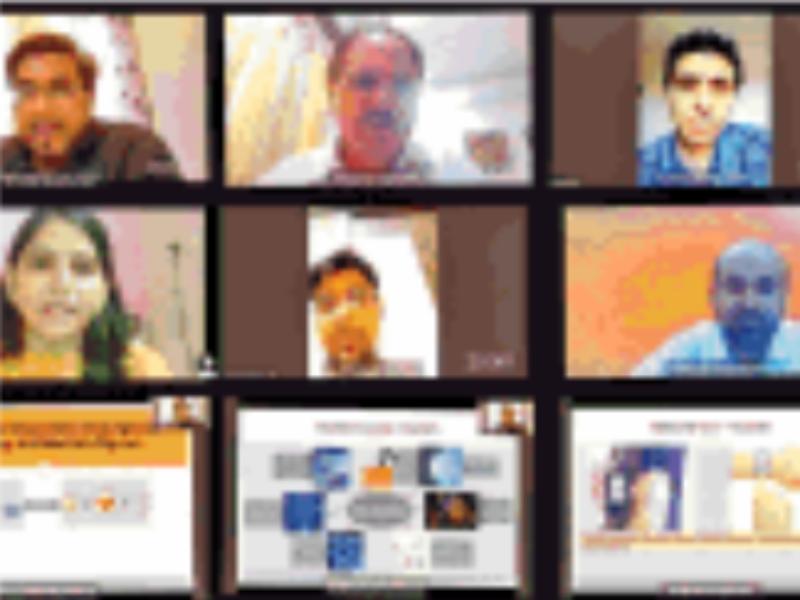 Gwalior Education News: स्पीच सिग्नल पर आधारित डिवाइस तैयार होगी