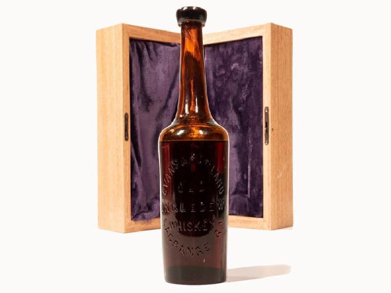 World Oldest Whiskey: दुनिया की सबसे पुरानी व्हिस्की की बोतल हुई नीलाम, 1 करोड़ रुपए से अधिक में बिक्री