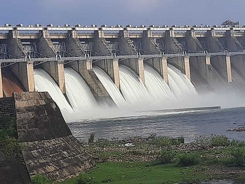 MP Live News Updates : शहडोल में बाणसागर बांध के गेट खोले, दमोह में नदी-नाले उफान पर