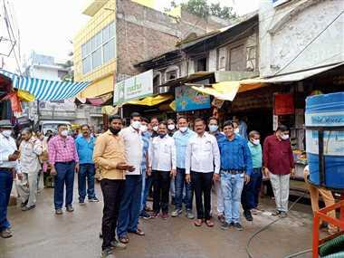 डेंगू पर प्रहार के लिए जन जागरूकता रैली निकाली