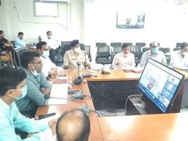 प्रधानमंत्री के जन्मदिवस पर जिले को 80 हजार वैक्सीनेशन कराने का लक्ष्य