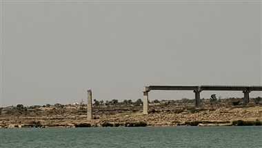पुराने पुल को अधूरा छोड़, सेवरघाट पर 84 करोड़ में बनेगा नया पुल