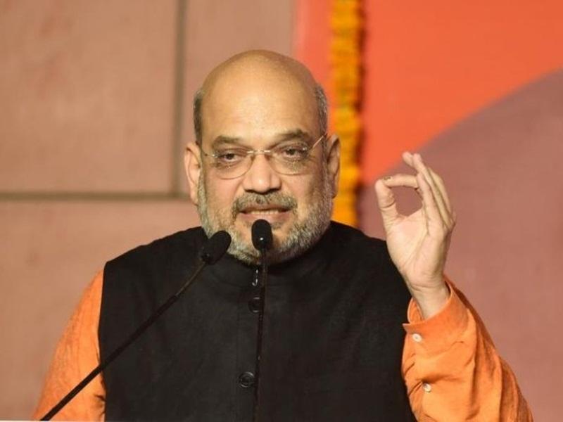 Amit Shahs program : नर्मदा महाआरती में शामिल नहीं होंगे गृह मंत्री अमित शाह