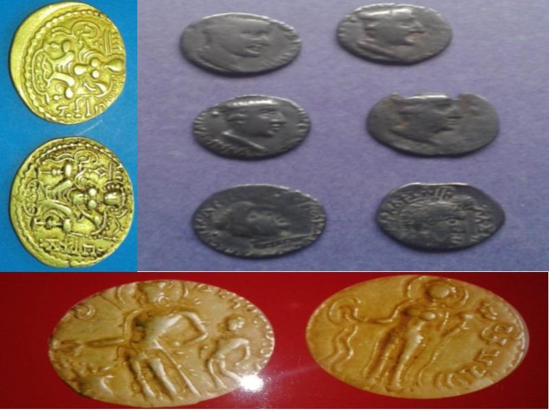 Coin Exhibition in Bhopal: राज्य संग्रहालय में सजी बहुमूल्य धातुओं से निर्मित दुर्लभ प्राचीन सिक्कों की प्रदर्शनी