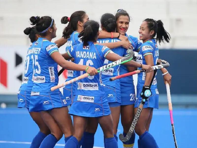 MP Sports News: भारतीय महिला हॉकी टीम का सम्मान राजधानी में 28 सितंबर को होगा