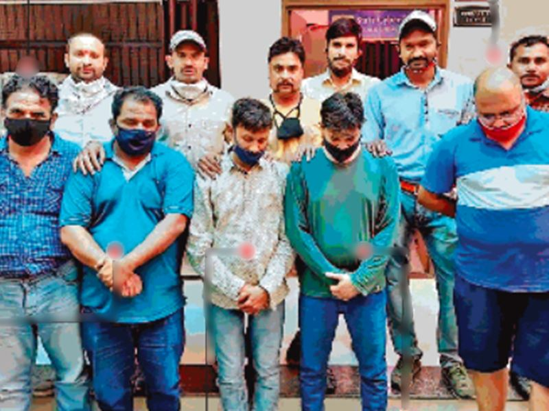 इंदौर में महाठगी : डिजिटिल हस्ताक्षर से चुराए कंपनियों के 4 करोड़ रुपए