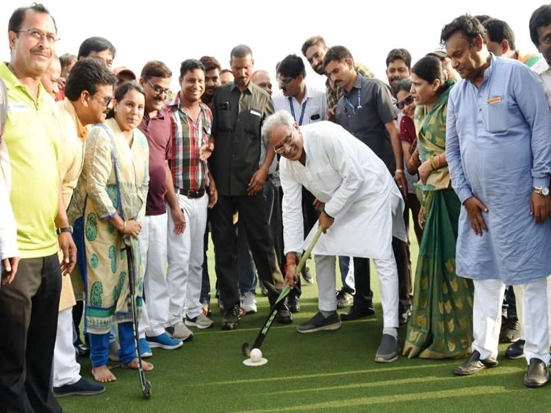 Khelo India: छत्तीसगढ़ हाकी अकादमी रायपुर को साई ने दी मान्यता, बिलासपुर में एथलेटिक्स एक्सिलेंस सेंटर
