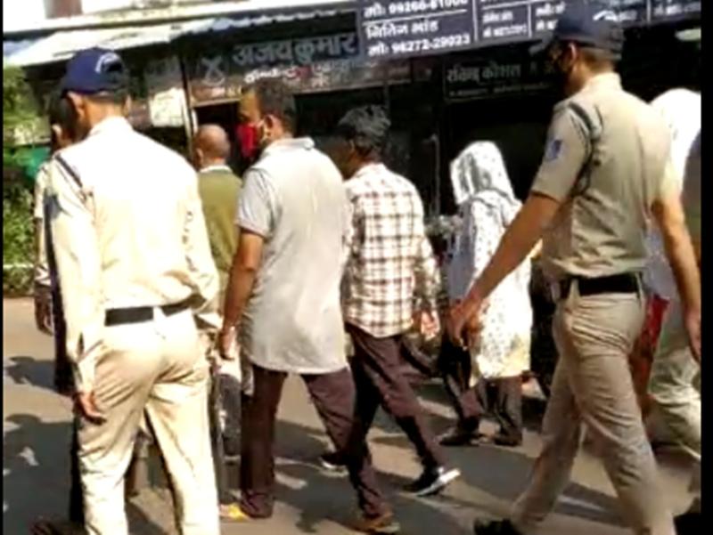 Indore crime news: नाबालिग से दुष्कर्म का आरोपित प्यारे मियां 20 अक्टूबर तक पुलिस रिमांड पर