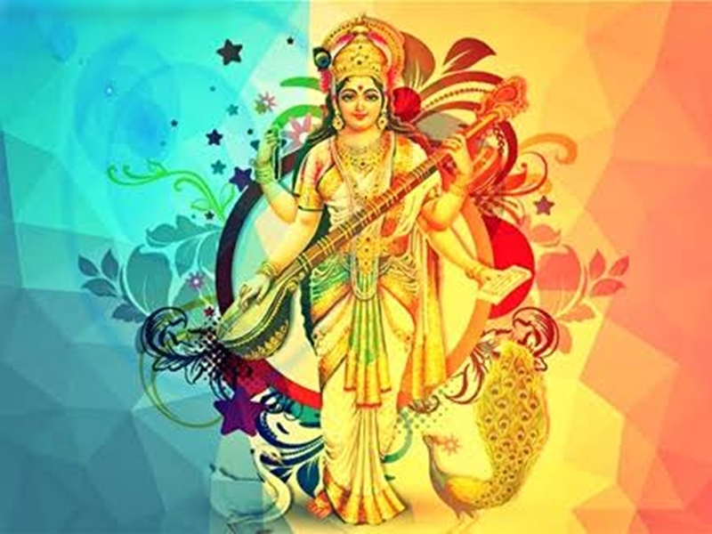 Vasant Panchami 2020 Read The Story Of Vasant Panchami It Was The Birth Of Mother Saraswati