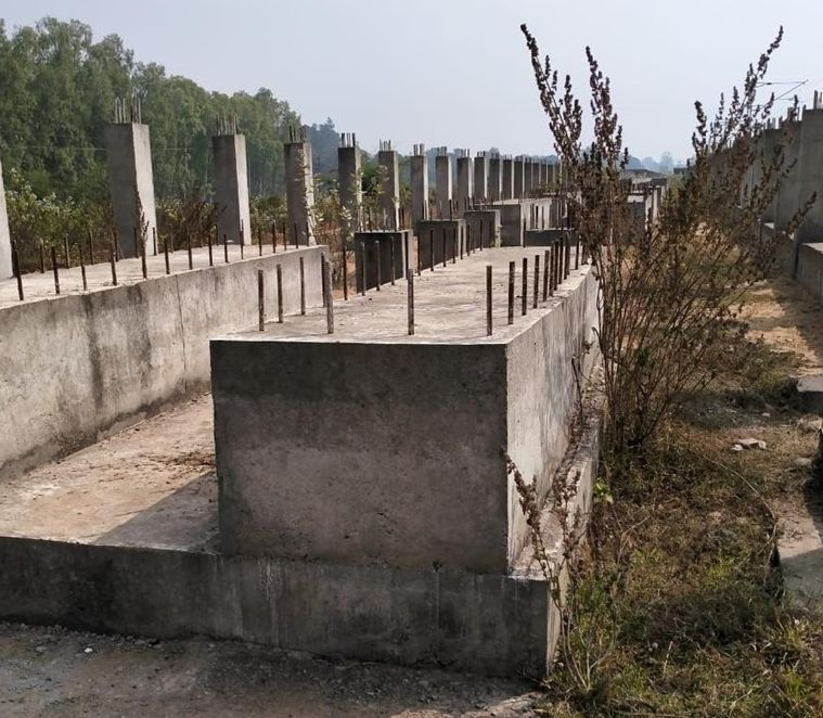 jagdalpir News : रेलवे ने अधर में लटकाया वाशिंग लाइन का निर्माण