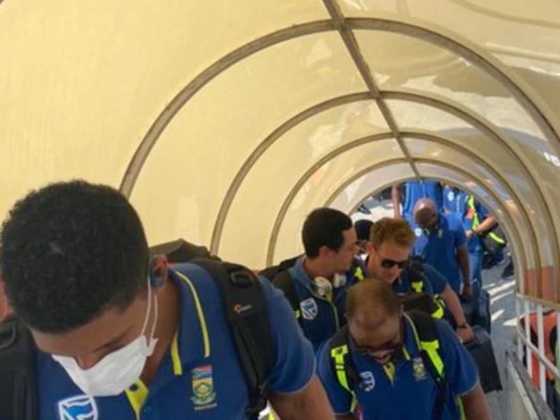 14 दिनों तक आइसोलेशन में रहेंगे भारत से लौटे दक्षिण अफ्रीकी क्रिकेटर