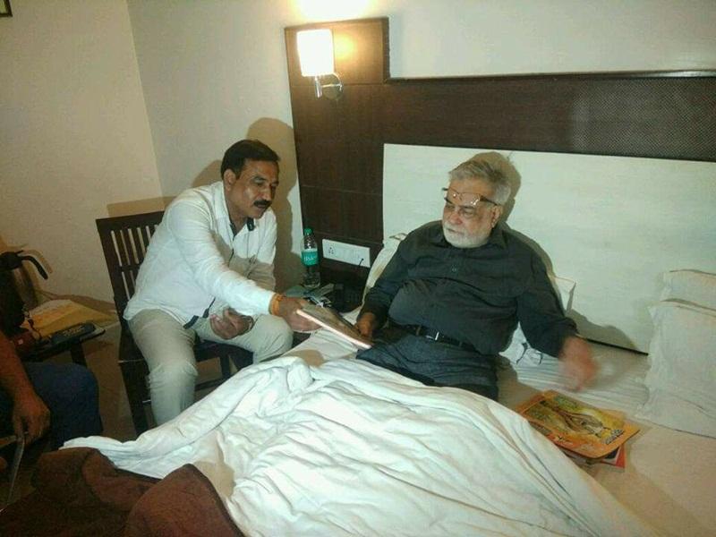 Jabalpur News: शहर के साहित्यकारों ने याद किया वरिष्ठ लेखक और साहित्यकार नरेंद्र कोहली को