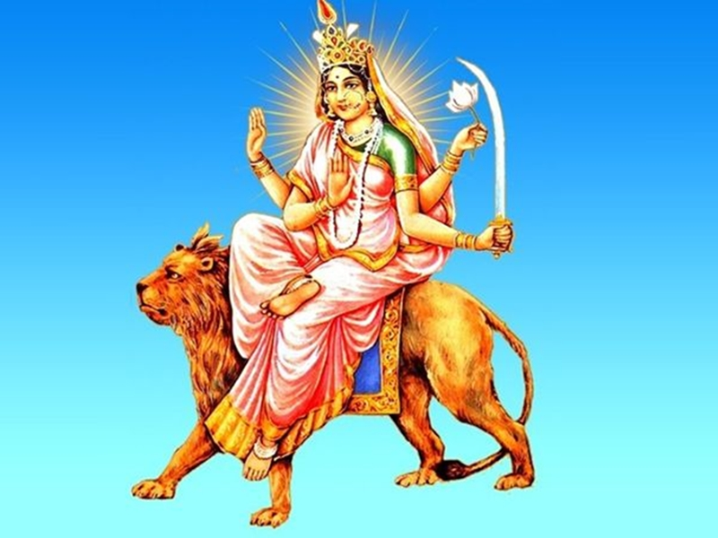 Navratri 2021 Day 6 नवरात्रि के छठे दिन करें मां कात्यायनी की पूजा, जानिए मंत्र, कथा और पूजा विधि