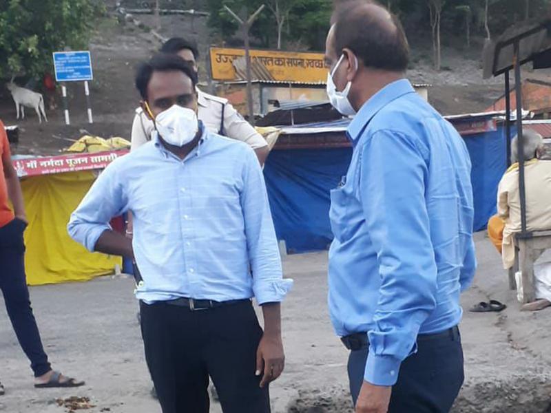 Jabalpur News: नर्मदा तट क्षेत्रों में हरियाली बिखेरने बनेगी कार्ययोजना, नालों की भी ली सुध