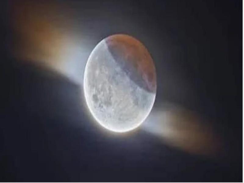Gwalior Khagrass lunar eclipse: खग्रास चंद्रग्रहण 26 मई को केवल 18 मिनिट के लिए, नहीं लगेगा सूतक