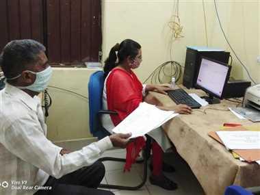 18 से 44 वर्ष आयु वर्ग के व्यक्ति  टीकाकरण के लिए सीजी टीका पोर्टल में कराएं पंजीयन