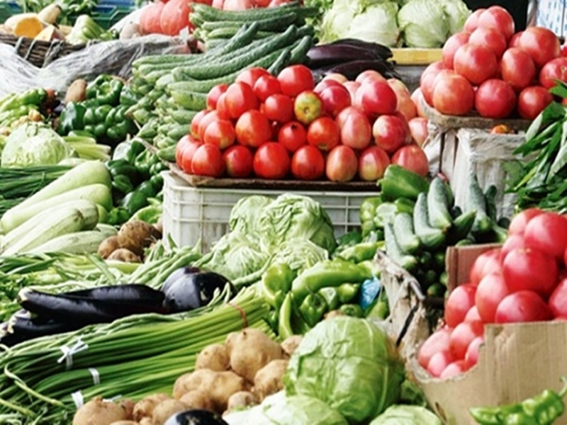 Struggle In Lockdown: आटो का बंद हुआ धंधा तो सवारी हो गई सब्जियां