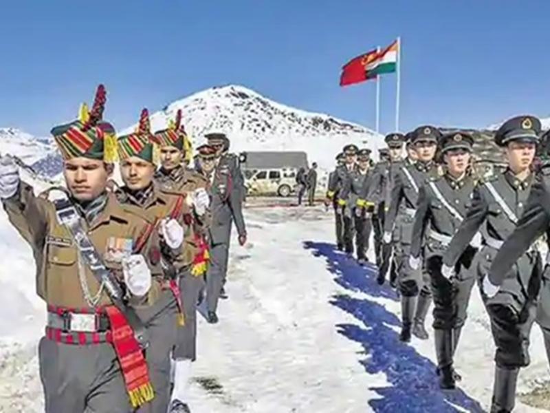 भारत-चीन के बीच मेजर जनरल लेवल के अधिकारियों की बातचीत जारी, रक्षामंत्री ने भी बुलाई उच्चस्तरीय बैठक