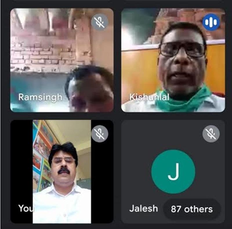 आमाराइट प्रायोजना के क्रियान्वयन के लिए डीईओ ने दिए निर्देश
