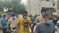 Fake Remdesivir in Jabalpur: गुजरात से लाए गए आरोपितों से रात भर चली पूछताछ, पुलिस बोली जल्द खुलेगा राज