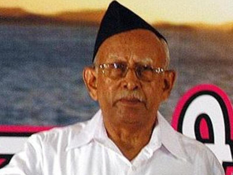 Birthday Special: रायगढ़ में प्रचारक बने सुदर्शन ने छत्तीसगढ़ में रखी थी संघ की मजबूत नींव