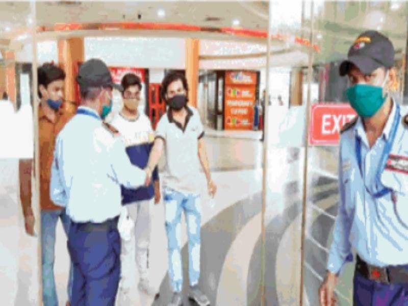 Gwalior Unlock 3.0: टोकन सिस्टम के आदेश की मॉल में अनदेखी