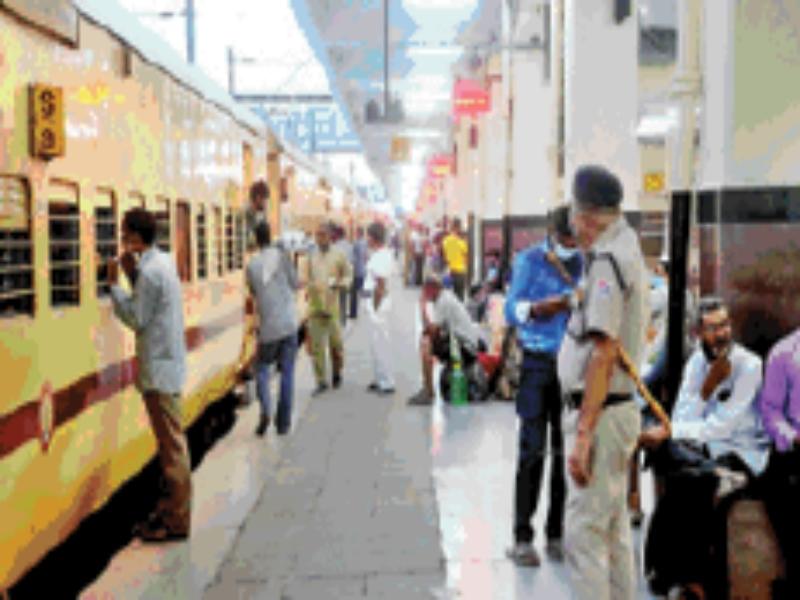 Gwalior Railway News: शताब्दी 37 दिन बाद हुई अनलाक, ग्वालियर से 61 यात्री गए भोपाल